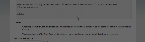 How to setup Domain Redirects in cPanel?